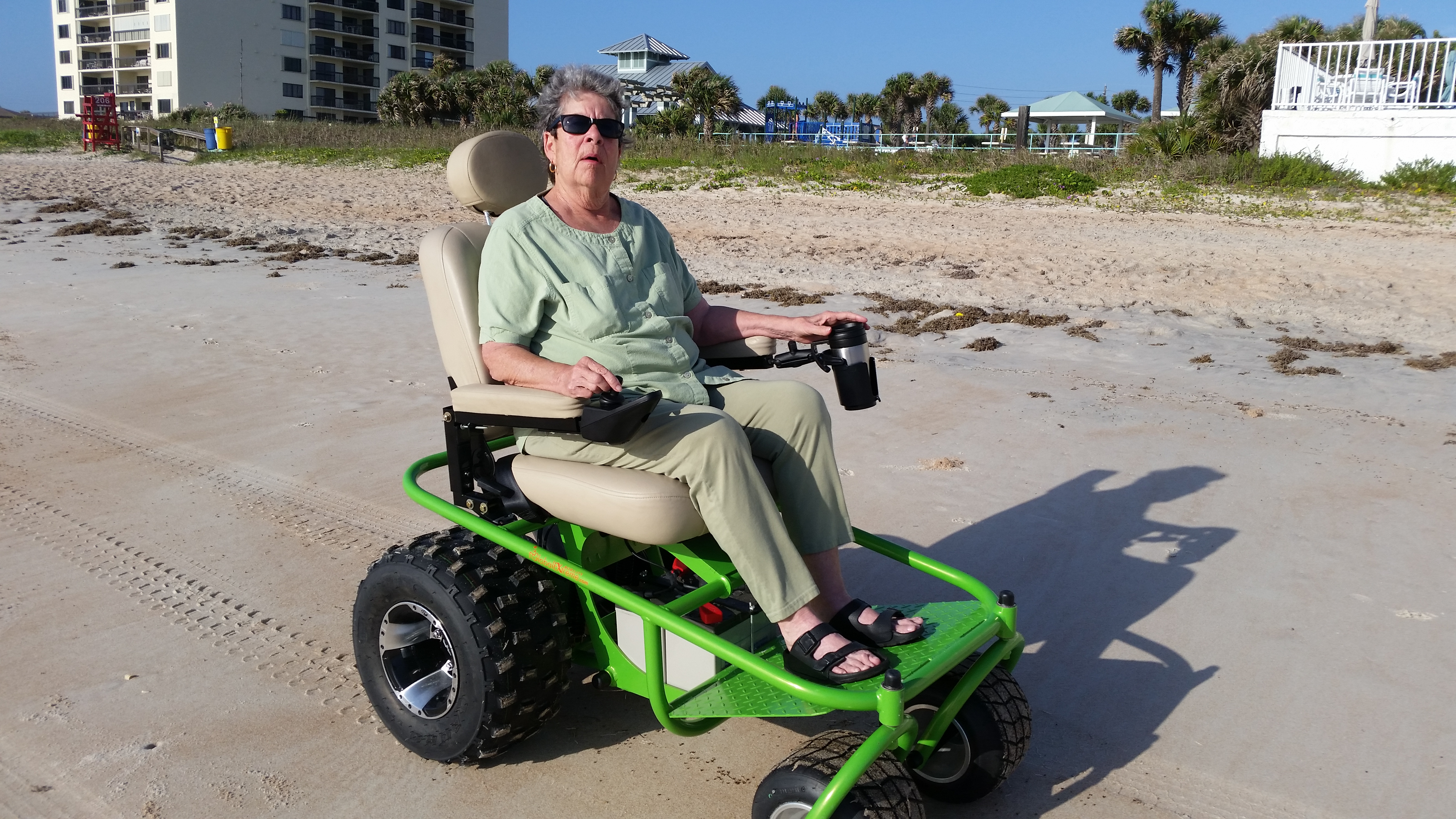 Gallery Beach Mobility Rentals And Manufacturing