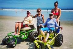 on_beach_wheelchairs