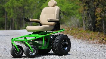 Powered All Terrain Chairs