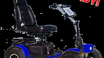 ROV∙R Scooter
